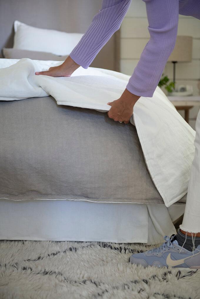 Ropa de cama; Cubrecanapé