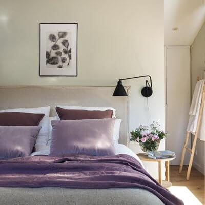 Textiles de dormitorio y cabecero