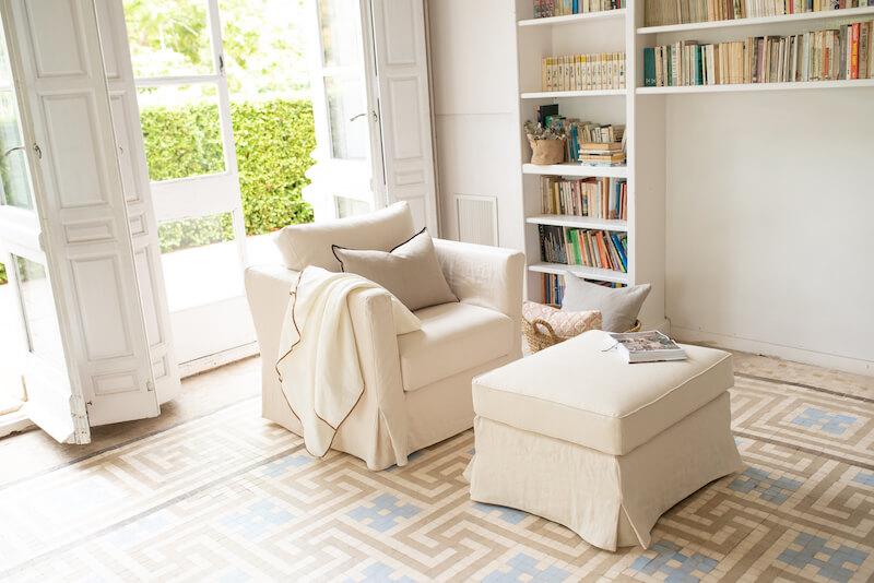 sillón colección roma